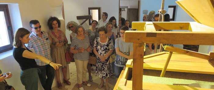 Los museos de Manzanares reciben más de mil visitas en la primera quincena de julio