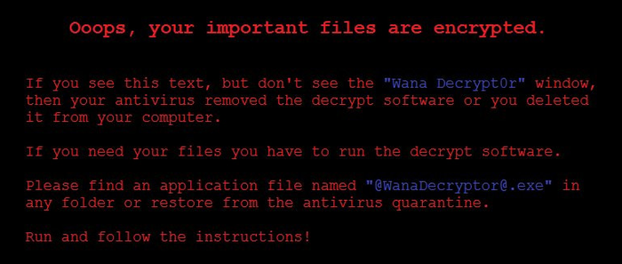 Nadie está a salvo de los ataques informáticos