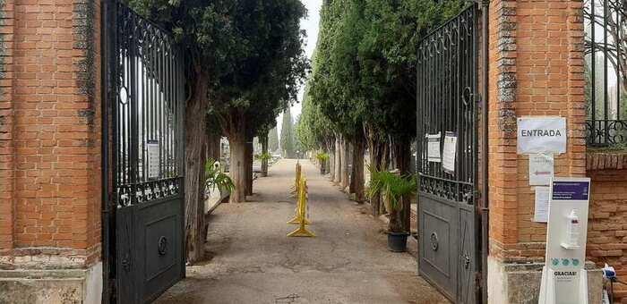 Listo el dispositivo de Policía Local para que las visitas al cementerio de Guadalajara por el día de Todos los Santos se desarrollen con la mayor seguridad frente al COVID