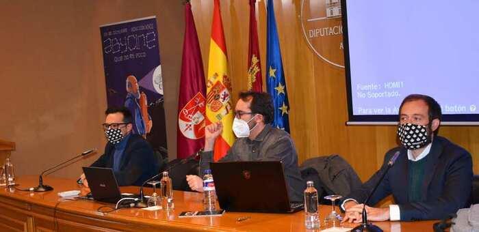 La Diputación de Albacete lleva 'la magia' del cine de ficción a la provincia de la mano del creador de Tadeo Jones, Enrique Gato