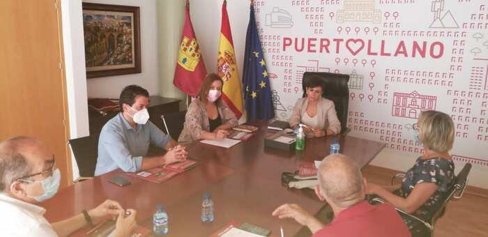 """Puertollano se adhiere al proyecto """"Geoparque Volcanes de Calatrava. Ciudad Real"""" por su importante patrimonio geológico"""
