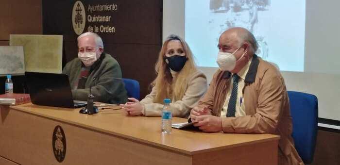 Ismael Rodríguez habla de las aventuras de don Quijote en los alrededores de Quintanar en la tercera jornada de la Semana Cultural