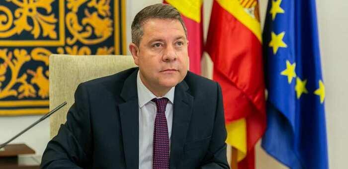 El presidente García-Page se reúne mañana con las cinco diputaciones, la FEMP y los agentes económicos y sociales de la región para consensuar las medias a tomar ante el Estado de alarma