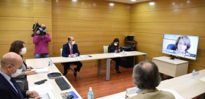 El Gobierno regional redibuja su hoja de ruta en el marco del diálogo social a través del Pacto por la Reactivación Económica y el Empleo