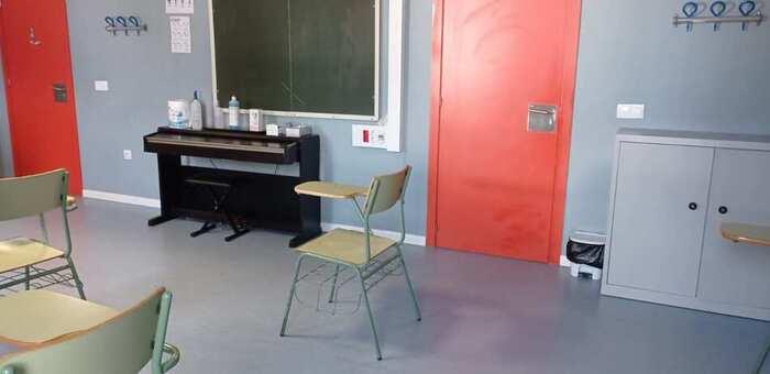 La Escuela Municipal de Música de Alcázar abre sus puertas en el Centro de Creación Artística La Covadonga