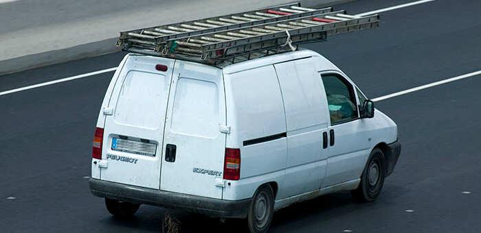 Las furgonetas, protagonistas de la nueva campaña de vigilancia de la DGT