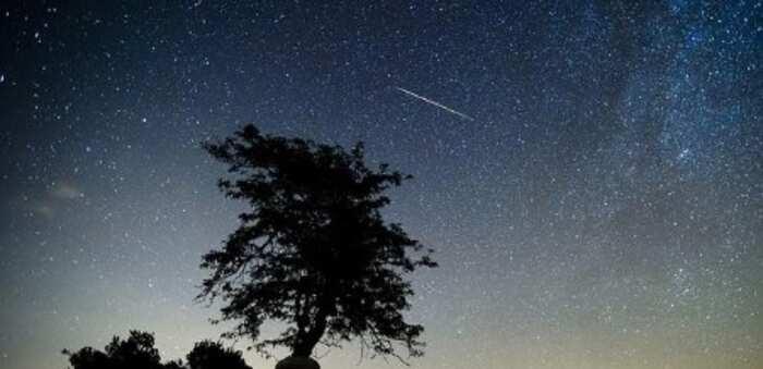 Las lágrimas de San Lorenzo alcanzarán su máximo esplendor la noche del 12 de agosto