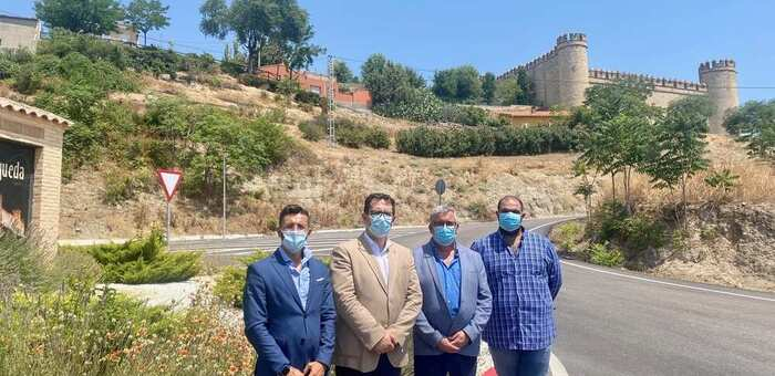 El Gobierno de Castilla-La Mancha impulsa la instalación de empresas en el suelo industrial de Maqueda