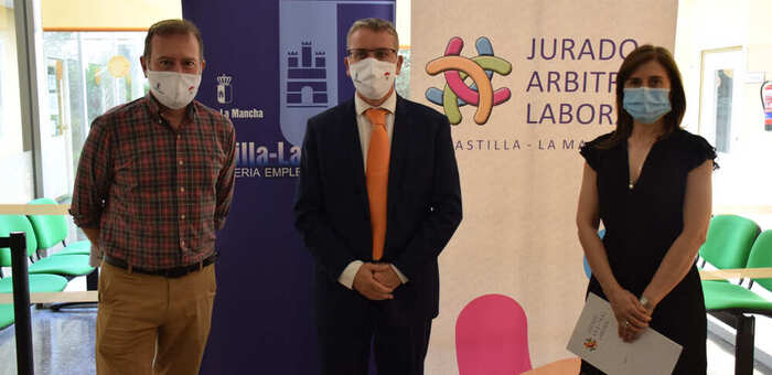 Castilla-La Mancha se sitúa como la segunda comunidad autónoma en porcentaje de acuerdos en la mediación en conflictos colectivos