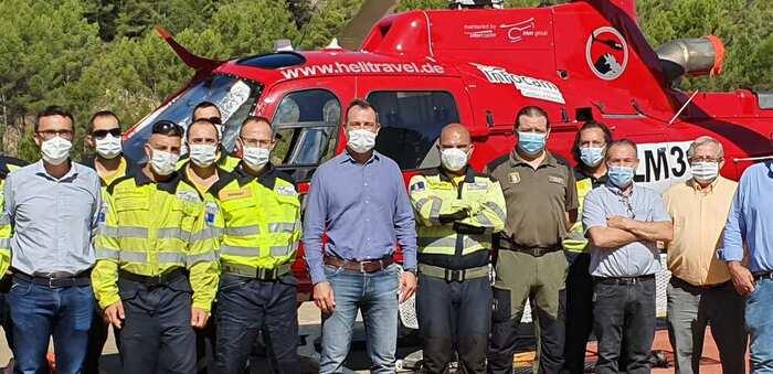 El Gobierno de Castilla-La Mancha informa de la reducción un 72 por ciento de las hectáreas afectadas por los incendios forestales