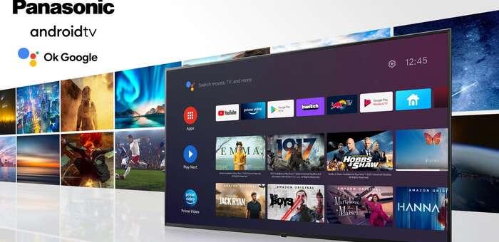 Llega a España el esperado televisor JX800 de Panasonic, con Android TV