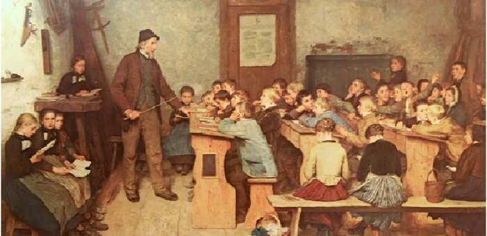 Derecho a la educación. Libro cerrado, no saca letrado