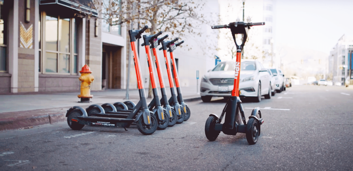 Spin lanzará en 2021 patinetes que permiten la gestión remota