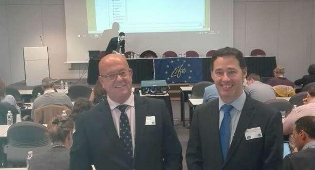 Mora presenta su proyecto de recuperación medioambiental ante la Comisión Europea