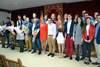 imagen de Carrión de  Calatrava presentó a sus zagales, reina y damas de las Fiestas 2017 en un sencillo acto en el Ayuntamiento