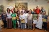 """imagen de Entregados en Ciudad Real los diplomas de los Cursos de Pintura para niños y adultos """"Manuel López Villaseñor"""""""
