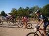 imagen de Un centenar de chicos y chicas participan en la Carrera del Club Ciclista El Reventón