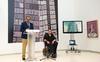imagen de El Hospital de Nacional de Parapléjicos abre sus puertas a la obra del artista y ex paciente Ángel Baltasar