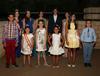 imagen de Pregón, coronación y reconocimientos, en el multitudinario inicio de las fiestas de San Pantaleón