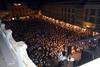 imagen de La Pandorga destaca este año por una gran participación y un comportamiento bastante cívico sin grandes incidentes
