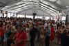 """imagen de Zamora en la inauguración del Baile del Vermú: """"Queremos que todo el mundo viva la alegría  de sentirse de Ciudad Real"""""""