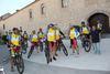 imagen de 17 ciclistas de Torrijos y Aspe han iniciado hoy la ruta del hermanamiento en bicicleta