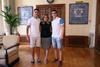 """imagen de La alcaldesa de Toledo desea suerte a los integrantes de """"Mediterranean Challenge"""" que iniciarán su reto contra el cáncer infantil en 2 días"""
