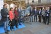 imagen de Caballero apela al compromiso de empresas e instituciones para facilitar la vida de las personas con discapacidad
