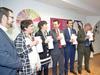 imagen de Caballero resalta las potencialidades del vino y del turismo como fuentes de riqueza para la provincia