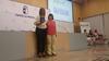 imagen de L a concejala de Familia de Toledo agradece el reconocimiento otorgado en los VII Premios Down Toledo por su trayectoria en el Consistorio