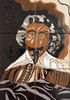 imagen de Cervantes, sus personajes y La Mancha en las cerámicas de Mª. Luisa Lanzarote