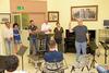 imagen de Dieciocho alumnos de cuatro nacionalidades participan en el XIV Curso de Dirección de Bandas de Música de Argamasilla de Alba