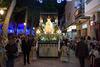 imagen de Folclore y religión se funden en el desfile procesional de la patrona de los argamasilleros