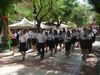 imagen de Participativa comida solidaria en Quintanar de la Orden a beneficio de Cáritas y Manos Unidas