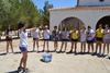 imagen de Los jóvenes de Miguel Esteban disfrutan de un campamento de inmersión lingüística