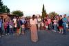 imagen de Nuevo éxito de la Noche de Leyenda de Calatrava La Vieja, que reunió a unas 400 personas este fin de semana