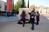 imagen de El grupo de teatro Malaestirpe de la UCLM representa 'Clavileño' en el Campus de Ciudad Real