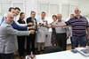 imagen de El Delegado del Gobierno, José Julián Gregorio López, visita el Ayuntamiento de Socuéllamos y la Cooperativa Cristo de la Vega, donde destaca el trabajo del sector agroalimentario de la región
