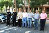 imagen de Javier Cuenca asegura que las 16 motocicletas adquiridas para la Policía Local reforzarán la seguridad de Albacete y de los albaceteños