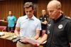 imagen de Javier Cuenca felicita a la Policía Local de Albacete por su brillante participación en los VI Juegos Europeos de Policías y Bomberos