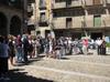 imagen de Sigüenza manifiesta su repulsa ante el atentado de Niza