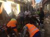 imagen de El alcalde de Bolaños se reúne con los hosteleros y explica el estado de las obras de la calle Nieves que estará lista a primeros de septiembre