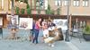 imagen de Bolaños celebra su XX Certamen de Pintura Rápida 'Arte Jóven' de 2016 previo a la Feria y Fiestas en honor del Santísimo Cristo de la Columna