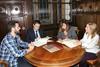 imagen de El presidente de la Diputación firma convenios con las asociaciones ACAFEM de Caudete y Más que una Ilusión de Almansa