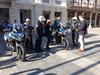 imagen de La Policía Local de Guadalajara cuenta desde hoy con cuatro nuevas motos