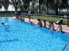 imagen de 60 personas han iniciado hoy los cursillos de natación de la Piscina Municipal de Villacañas
