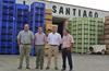 imagen de Castilla-La Mancha solicita financiación para inversiones pendientes en obras de regadío de interés social en el Canal de Albacete