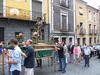imagen de Mariscal preside la procesión en honor a San Roque por las calles del Casco Antiguo de Cuenca