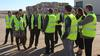 imagen de La Junta sienta las bases de una colaboración leal con la Mancomunidad de Servicios Comsermancha