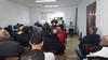 imagen de Los trabajadores de las contratas se movilizarán todos los miércoles junto con la plantilla de Elcogás para reclamar el Plan de Viabilidad